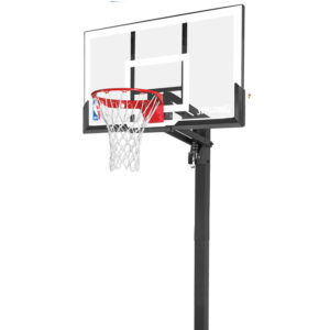 Spalding NBA Gold In-Ground Basketball Hoop System