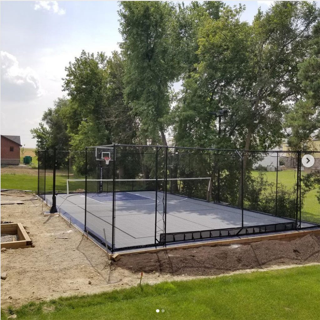 Sport-Court-UK-Residential-Courts-MUGA-Badminton-Basketball-Short-Tennis-Mini-Court-Patio-Containment-Fencing