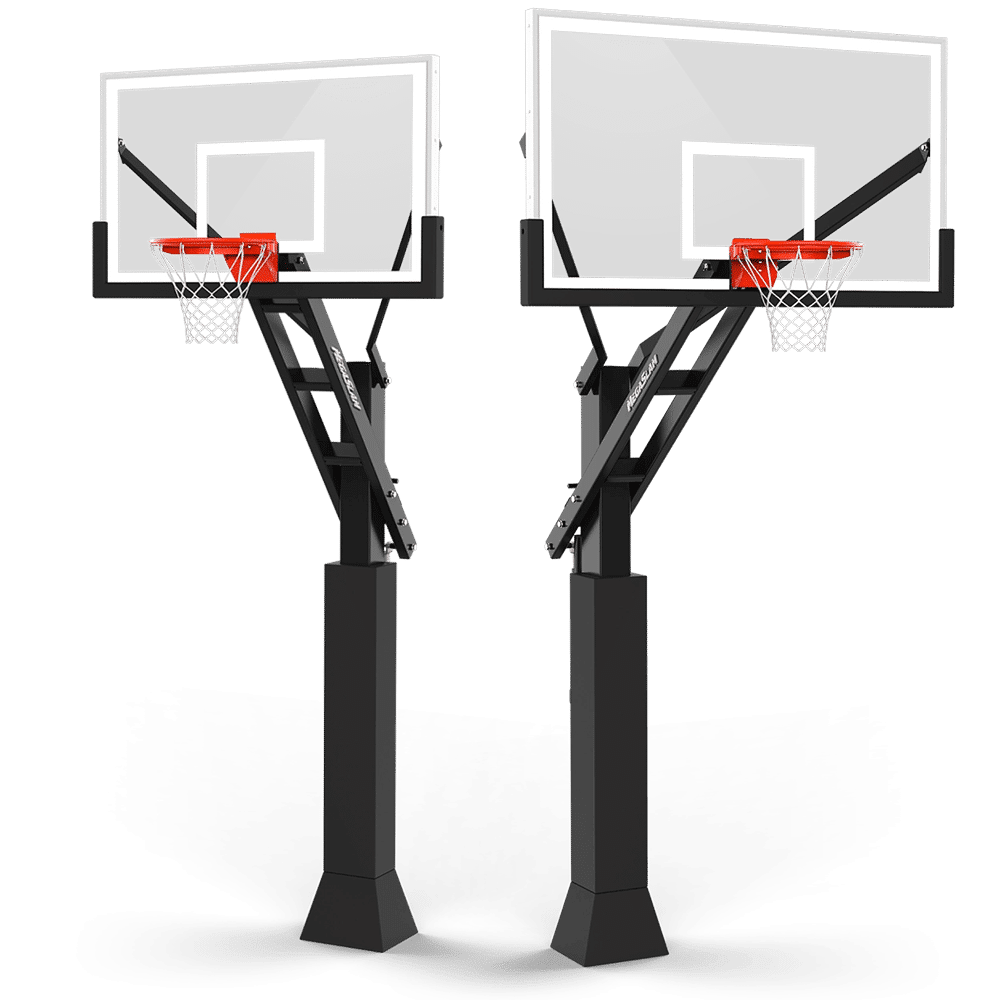 Mega Slam Hoops - Basketball Hoop Systems - Sport Court UK