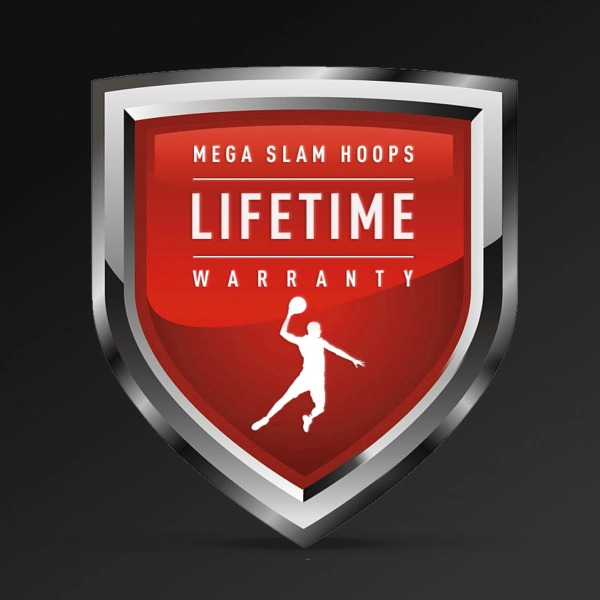 Mega Slam Hoops - Lifetime Warranty