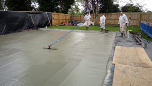 Residential-Sport-Court-Base-Construction