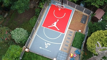 Home Basketball Courts - Sport Court UK
